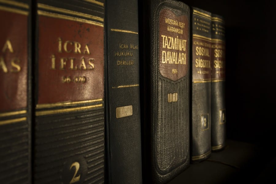 Books of regulations to demonstrate need for a risk management solution