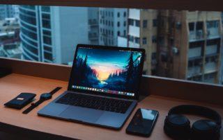 smart technology on desk poses cyber threats