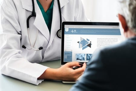 Doctor explains healthcare risks