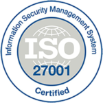 RiskWatch ISO Certification badge