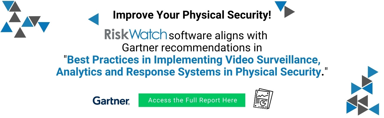 Gartner Physical Security Best Practices